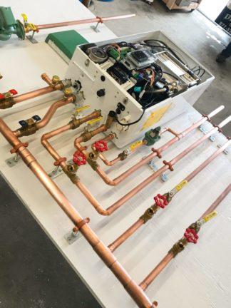 boilerinstallation