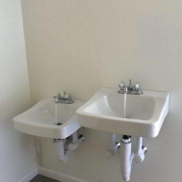 RLB PLumbing School Sinks